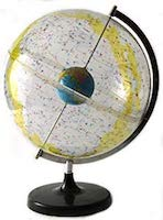 Concentric globes by Eisco